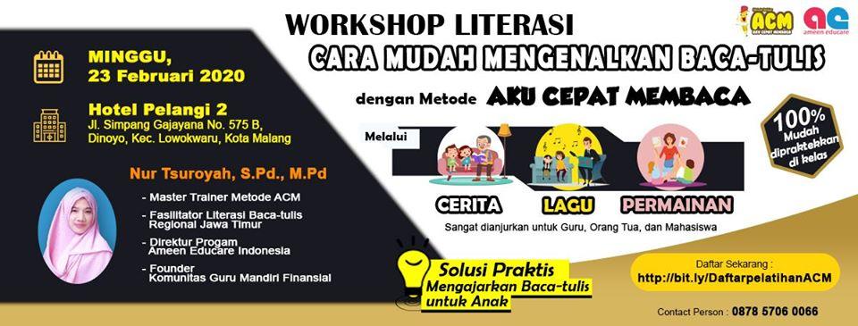 Literasi Malang 2019 3