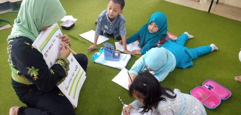Foto Bimbingan Belajar